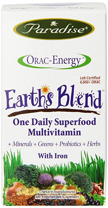 Paradise Earth's Blend Super Food Multi
