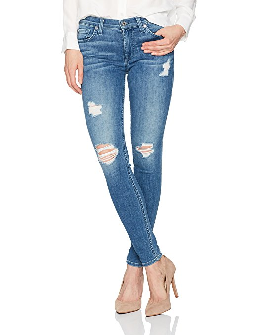 7ForAllMankind-Skinny Jean