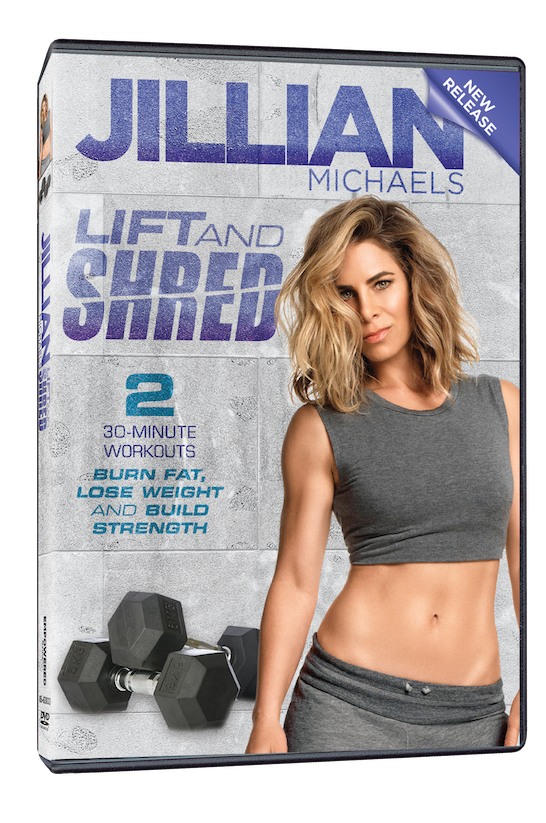 Jillian Michaels Lift and Shred