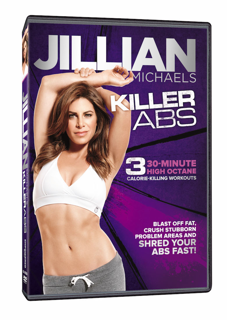 Jillian Michaels Killer Abs