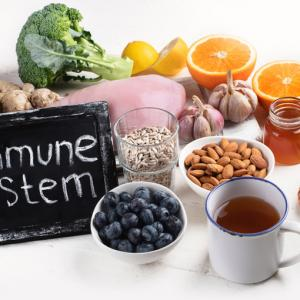 Are there foods that could fight the coronavirus?