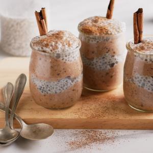 Horchata Chia Pudding