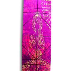 Nirvana Pro Yoga Mat in Pink