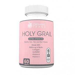 Holy Grail Hair, Skin & Nails Supplement