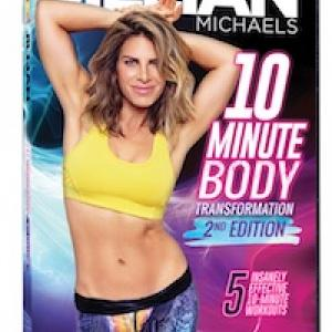 Jillian Michaels 10 Minute Body Transformation 2nd Edition