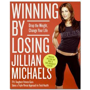 Winning By Losing by Jillian Michaels