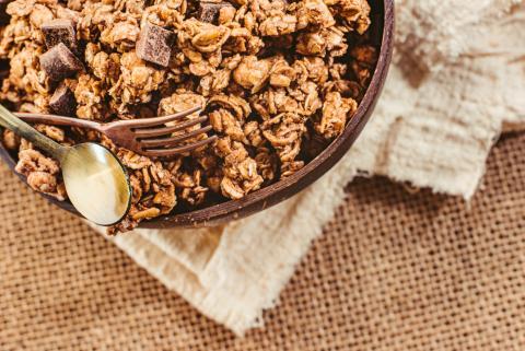 Protein Powered Granola Recipe