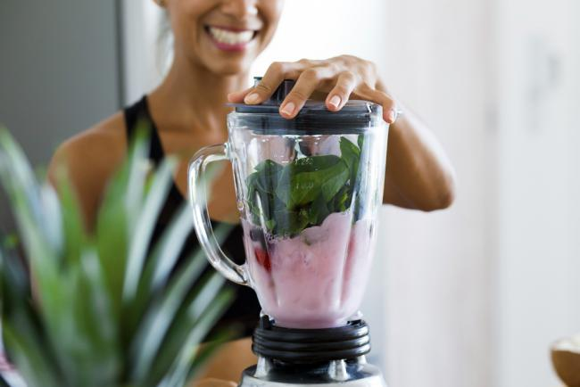 Wake Up With This Satisfying Smoothie!