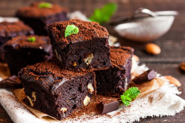 Bake the Ultimate (Healthy) Brownie