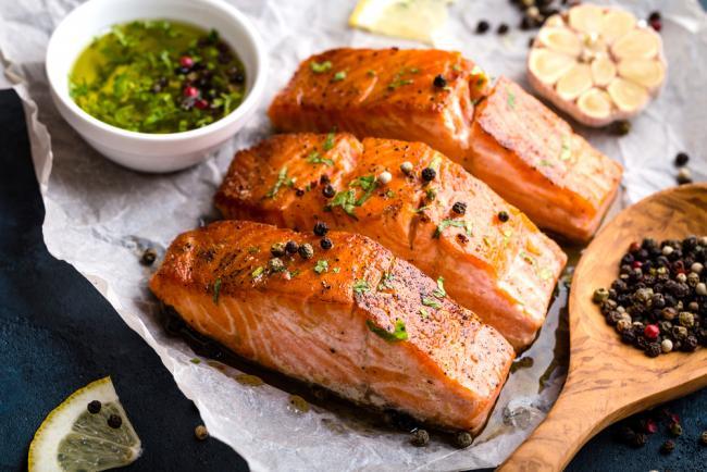 BBQ Salmon Bowl Recipe