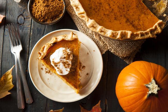 Guilt Free Pumpkin Pie Recipe