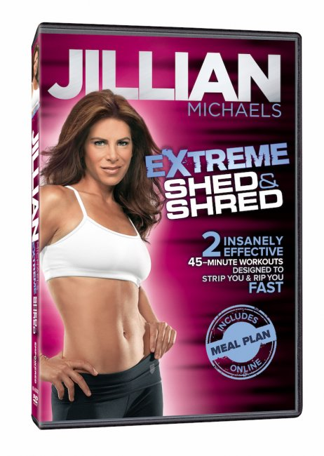Health And Fitness Videos Jillian Michaels