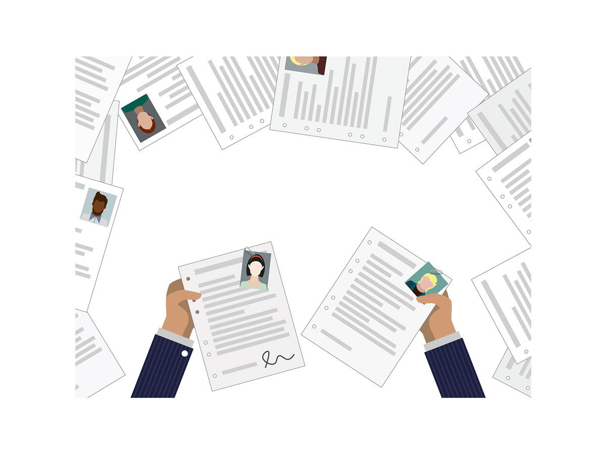 resume layout tips to impress a hiring manager