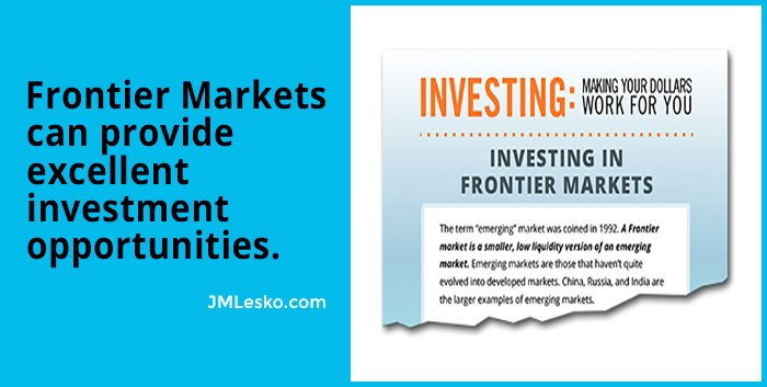 How to Invest in Frontier Markets
