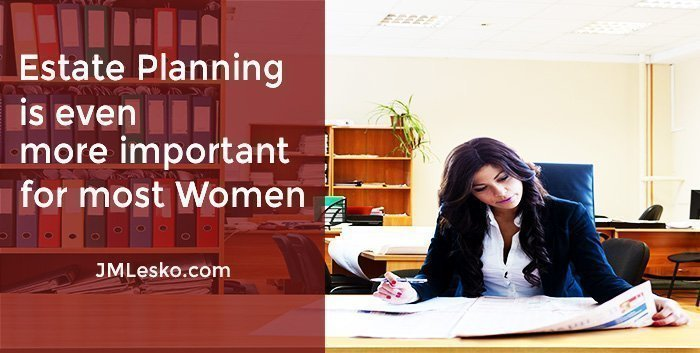 estate planning women