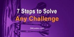 Motivational Action Guides Graphic by JM Lesko