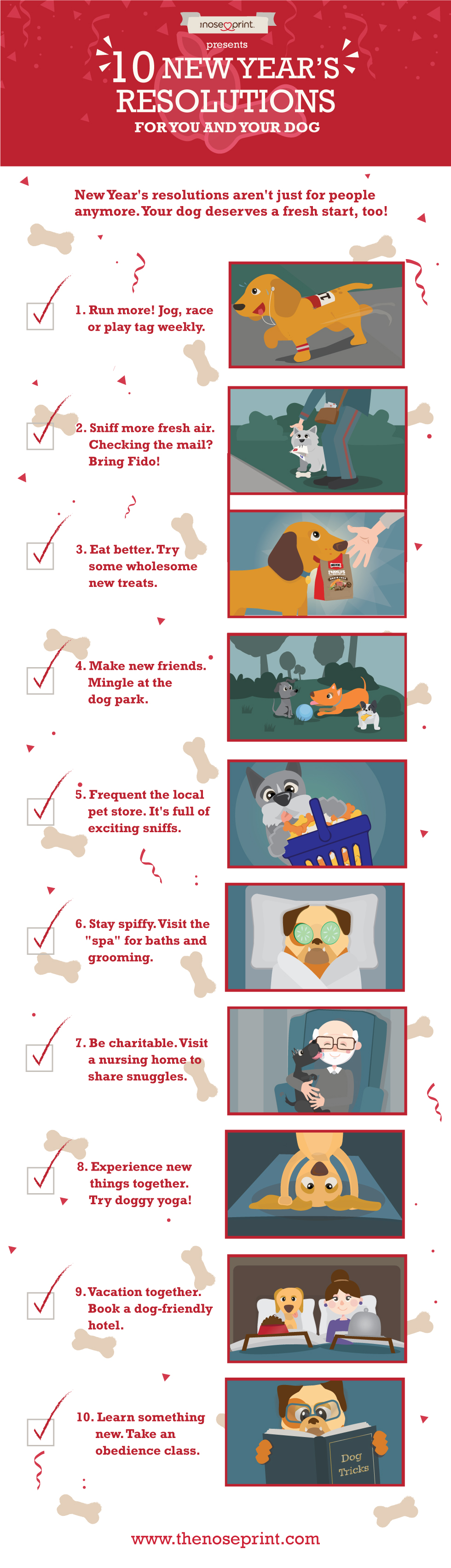 10NewYearsResolutionsForYou-Infographic