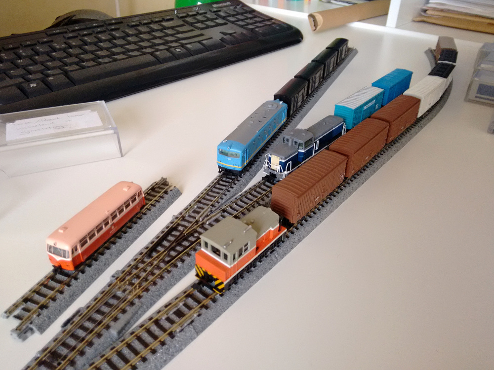 What did you order or the post deliver? (N Gauge) - Page 188