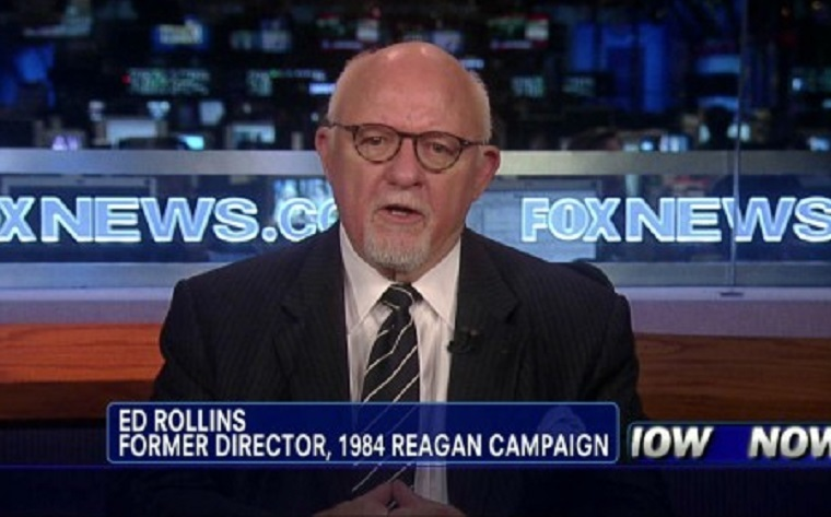Ed Rollins is a senior political analyst for Fox News.