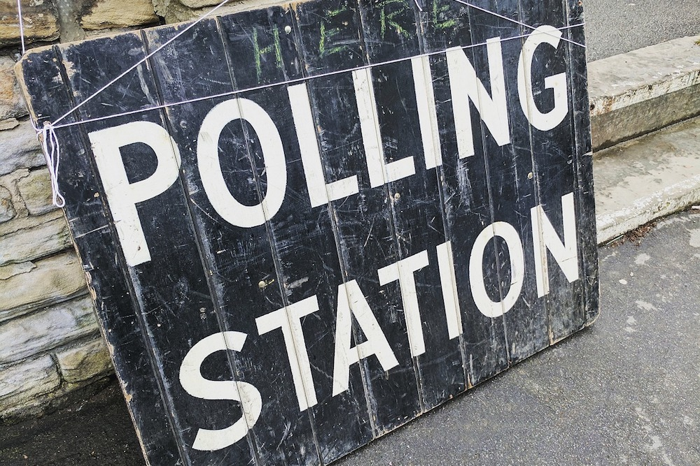 Local elections will be held on Nov. 23.