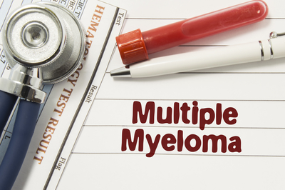 Keynote-185 enrolled patients with newly diagnosed and treatment naïve multiple myeloma.