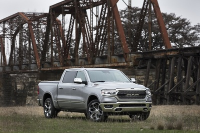 The 2020 Dodge Ram 1500.