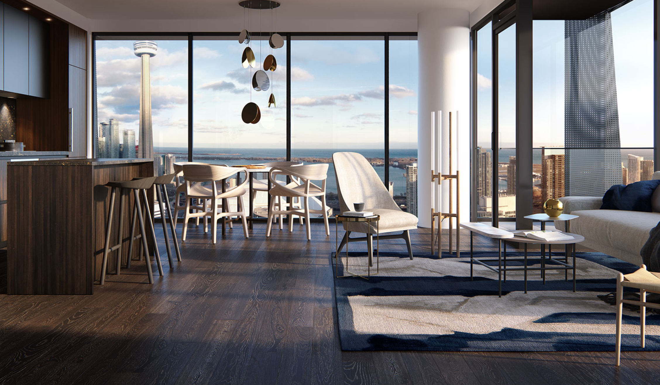 Developers of Toronto's Nobu Residences hope to break ground next year. Summer sales demand will determine the project's success.