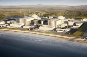EDF, China General Nuclear commit to Hinkley Point C construction.