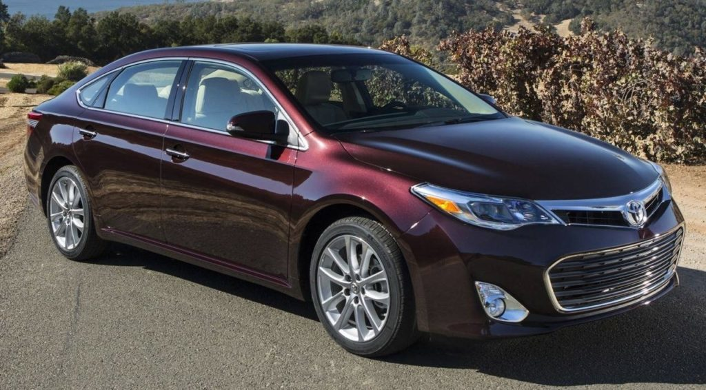 The Toyota Avalon Limited