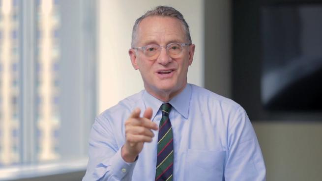 Oaktree Capital co-founder Howard Marks