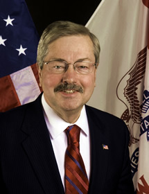 Iowa Gov. Terry Branstad was a founding member of the Governors' Ethanol Coalition.