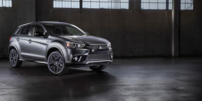 The new Limited Edition Outlander offers 18-inch black alloy wheels.