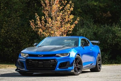 The newest Camaro V-6, SS and ZL1 coupes also made the grade.