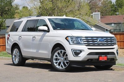 The 2018 Ford Expedition offers the Pro Trailer Backup Assist.
