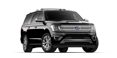 The 2019 Expedition comes standard with a 3.5-liter, twin-turbo EcoBoost V6 that offers 400 horsepower and 480 lb.-ft. of torque.