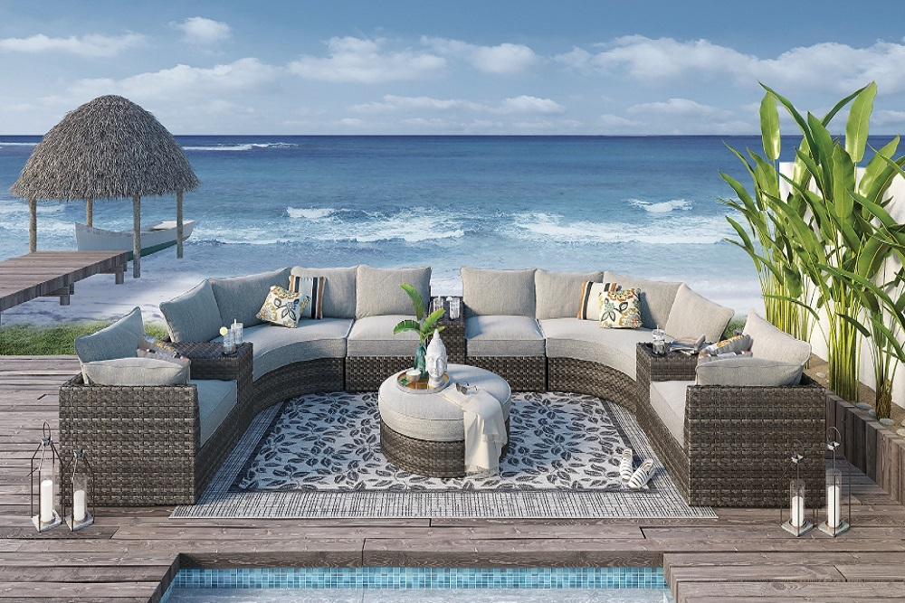 Homemakers Furniture Your Guide To The Best Outdoor Fabrics For Patio Furniture Urbandale Times