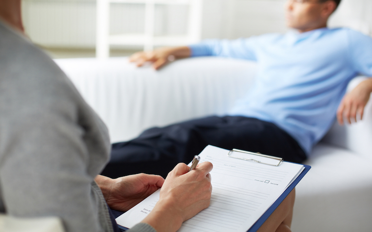 Research suggests that family physicians play an important role in mental health care.
