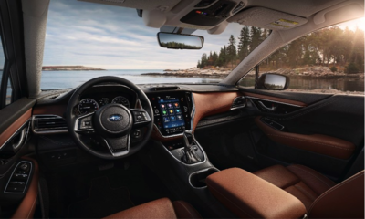 Subaru's 2020 Outback will be featured at the Philadelphia Flower Show in February.
