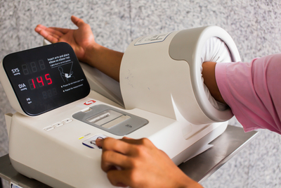 Kiosk machines must have software that directly transfers results to the pharmacist.