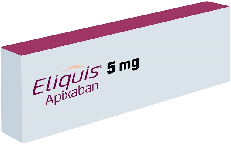 Eliquis shown to be effective treatment for deep vein thrombosis, pulmonary embolism.