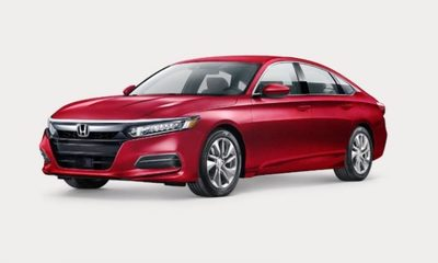 The Accord four-door sedan continues to serve as one of Honda's foremost performers.
