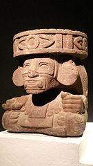 Aztec Art.