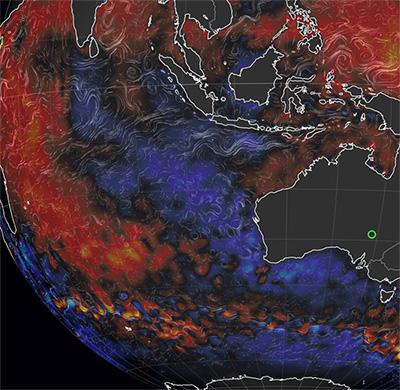 Indian Ocean cooling,