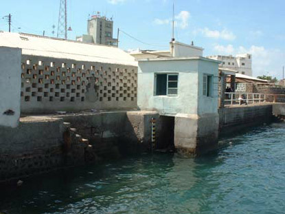 Tide Gauge Hut in Aden