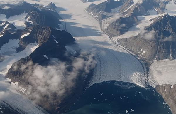 jakobshavn glacier, greenland