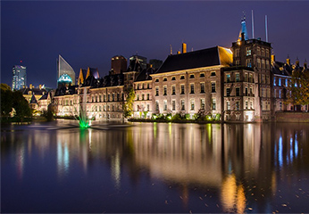 Dutch Parliament, photo skitterphoto