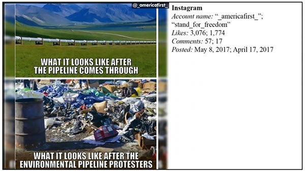 Russian social media, propaganda