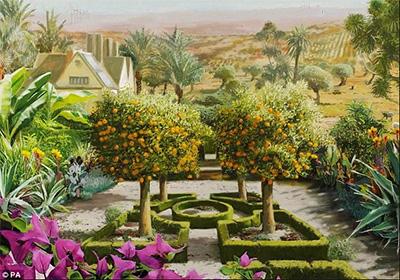 Future British Garden