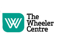 The Wheeler Centre, Logo.