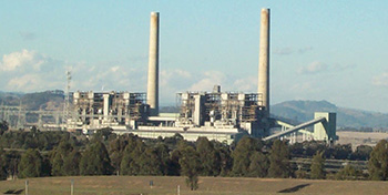 Liddell Coal Plant, NSW.